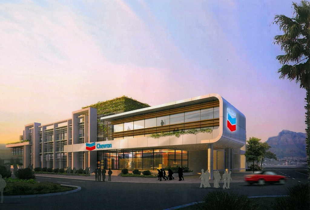 Chevron South Africa to build new HQ at Century City